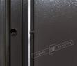 Двери входные САЛЮТ 2 металл/металл RAL 8019