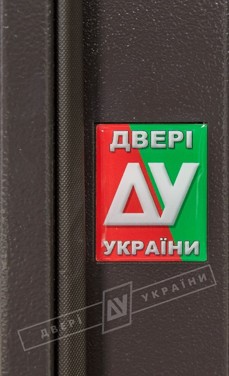 """Двери входные """"САЛЮТ 2"""" / металл / МДФ / Модель: НИКА С / Каштан"""