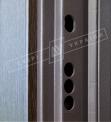 Двері вхідні внутрішніБілоруський стандарт 222040*880мм,Ніка Мвенге южне МВР1998-10,праві
