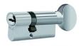 """Цилиндр """"KALE"""" 164 ВМ 80 mm (40*40Т) [ключ/тумблер] [никель]"""