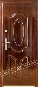 """Двери входные ТМ """"Двери Оптом"""" [ TP-C 21 ] / ЛАК / для ВНУТРЕННЕГО ПРИМЕНЕНИЯ / 2050*860 мм / утеплённые СОТАМИ из гофрокартона"""