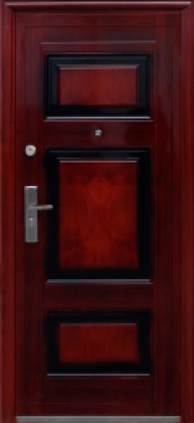 """Двері вхідні внутрішні ТМ""""Двері оптом""""(ТР-С29)2050*860мм,праві."""
