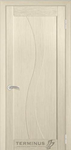 """УЦІНЕНЕ  Полотно дверне""""Термінус""""модель 15,р.2000*800,глухе,шпон білений дуб."""