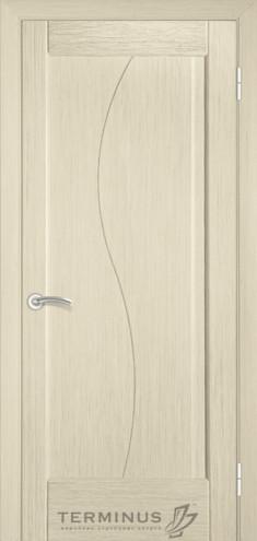 """УЦІНЕНЕ  Полотно дверне""""Термінус""""модель 16,р.2000*800,глухе,шпон білений дуб."""
