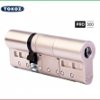 "Цилиндр ""TOKOZ"" PRO 300 65mm (30*35) [ ключ / ключ ]"