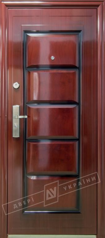 """Двери входные ТМ """"Двери Оптом"""" [ TP-C 39 ] / ЛАК / для ВНУТРЕННЕГО ПРИМЕНЕНИЯ / 2050*860 мм / утеплённые СОТАМИ из гофрокартона"""