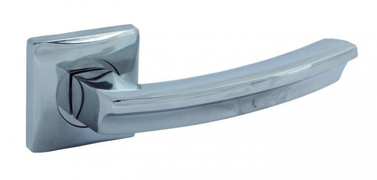 "Ручка дверная ""S.A.P.Design"" 527  Сuadro [хром]"