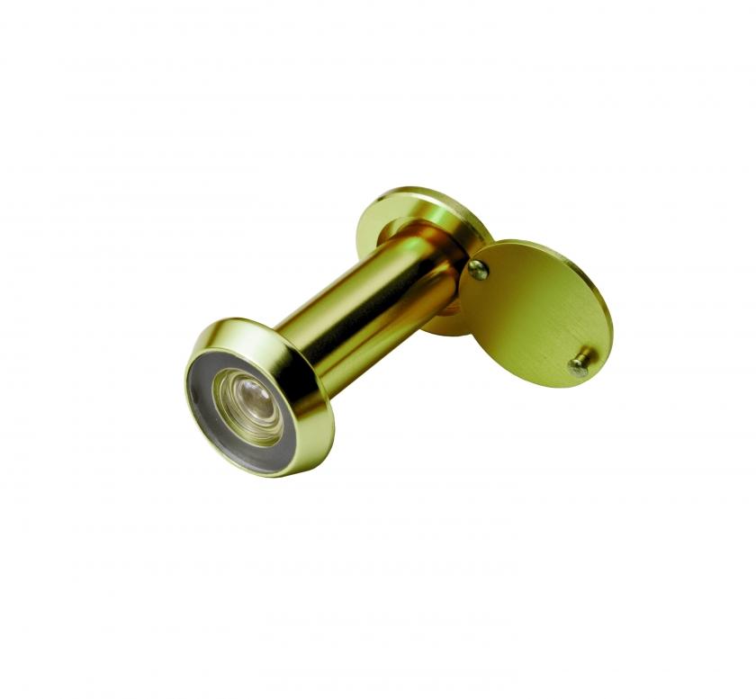 """Глазок """"FUARO"""" DVZ2 AB (60-100 / 16 мм) [бронза]"""