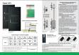 """Двері вхідні зовнішні""""Білоруський стандарт 2/1"""" 2040*880мм,модель Престиж-04 НДП-ВТ  праві"""