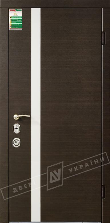 Двери входные серии БС / Комплектация №4 [MOTTURA] / ПАЛЕРМО / Венге горизонт тёмное HORI-DARK