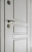 Двери входные серии ИНТЕР / Комплектация №1 [KALE] / ПРОВАНС 3 / Макиато супермат MAKIATO-02