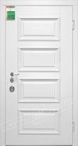Двери входные серии БС / Комплектация №1 [RICCARDI] / ВЕРСАЛЬ 6 / Белый супермат WHITE_02