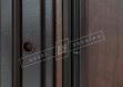 Двери входные БС 2 К.2 KALE КЕЙС тёмный орех