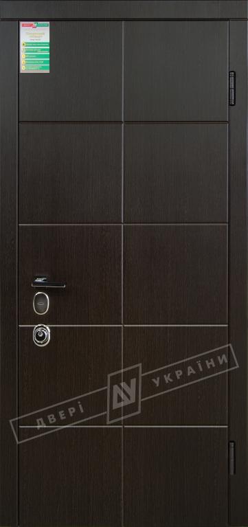 """Двери входные серии """"БС 2"""" / Комплектация №5 [SECUREMME] / КЕЙС / Венге южный"""