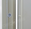 """Двері вхід.внутр""""Білоруський стандарт2/2""""2040*880мм,""""Прованс 4 """"макіато супермат 02 Тер+П.,праві"""