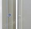"""Двері вхід. внут""""Білоруський станд2/2""""2040*880мм,""""Прованс 1 Декор"""" макіато супермат 02 Тер+П.,праві"""