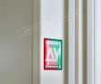 """Двері вхід.внутр""""Білоруський стандарт2/2""""2040*880мм,""""Прованс 6 """"макіато супермат 02 Тер+П.,праві"""