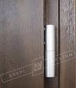 """Двери входные уличные серии """"GRAND HOUSE 73 mm"""" / Модель №4 / цвет: Тёмный орехДвери входные уличные серии """"GRAND HOUSE 73 mm"""" / Модель №1 / цвет: Тёмный орех / Защитная ручка на планке"""