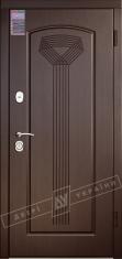 Двери входные серии ИНТЕР / Комплектация №1 [KALE] / САЛЮТ / Венге южное МВР 1998-10
