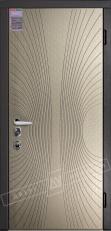 Двери входные серии ИНТЕР / Комплектация №3 [MOTTURA] / СОФИ / Титановая нить
