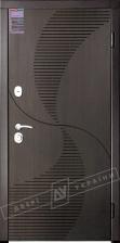 Двери входные серии ИНТЕР / Комплектация №1 [KALE] / БРИЗ / Венге южное МВР 1998-10
