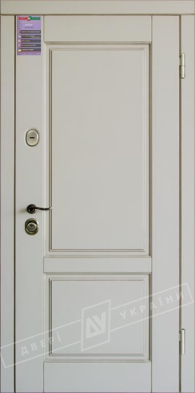 Двери входные серии ИНТЕР / Комплектация №1 [KALE] / ПРОВАНС 2 / Макиато супермат MAKIATO-02