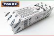 """Цилиндр """"TOKOZ"""" PRO 300 90mm (35*55T) [ ключ / тумблер ]"""