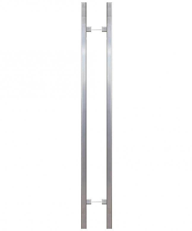 Ручка-труба КВАДРАТНАЯ 1500 мм [2 стороны]
