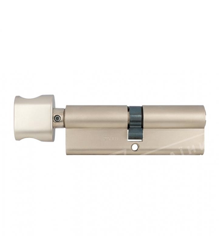 "Цилиндр ""MUI-T-IOCK-7*7 Е90Т 55*35T, [ключ/тумблер], [сатин]"
