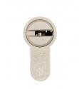 "Циліндр ""MUI-T-IOCK Integrator Е90Т 35*35T, [ключ/тумблер], [сатин]"