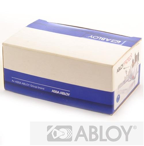 "Цилиндр ""ABLOY"" Protec2 CY323 [5 ключей] 92mm (51/41T) CR [ключ/тумблер]  [хром]"